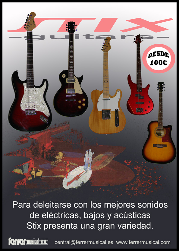 Stix Guitars